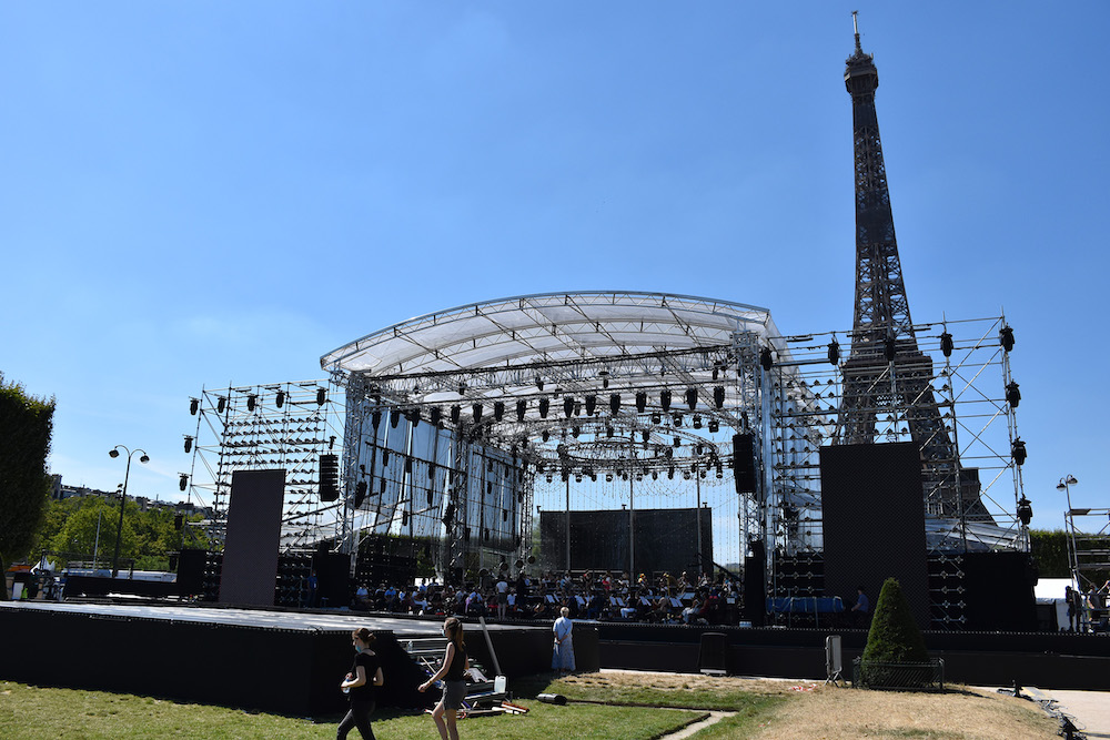 Stage - Concert de Paris 2020
